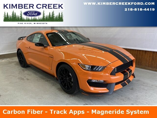 2020 Ford Mustang Shelby GT350 Pine River MN