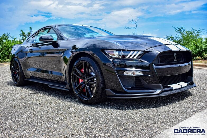 2020 Ford Mustang Shelby GT500 Arecibo PR