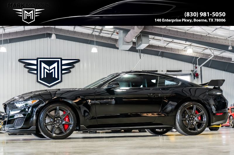 2020_Ford_Mustang_Shelby GT500_ Boerne TX