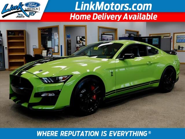 2020 Ford Mustang Shelby GT500 Rice Lake WI