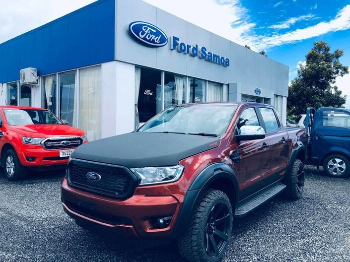 2020 Ford RANGER VENOMX 3.2L TURBO DIESEL 4WD 6SPEED AUTOMATIC TRANSMISSION  Vaitele