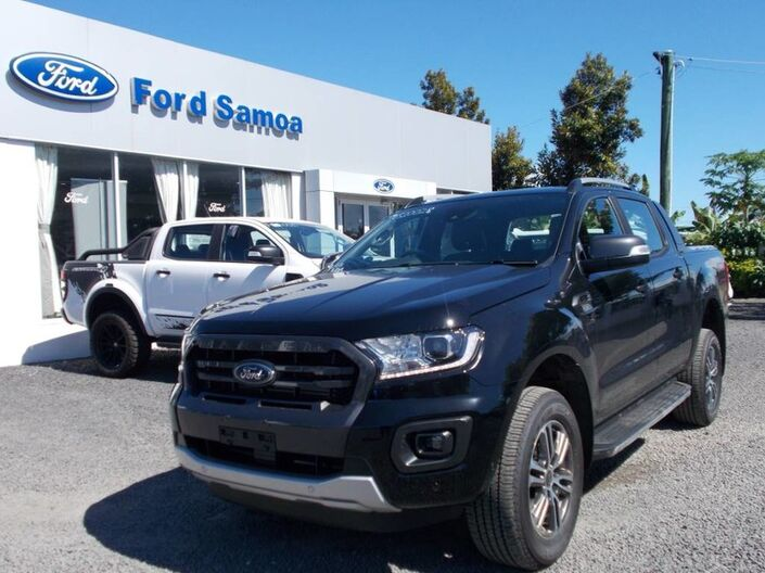 2020 Ford RANGER WILDTRAK 3.2L TURBO DIESE 3.2L DIESEL 4WD 6AT Vaitele