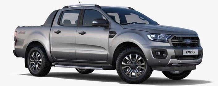 2020 Ford RANGER WILDTRAK 3.2L TURBO DIESEL 4WD 6-SPEED AUTOMATIC TRANSMISSION 3.2L DIESEL 4WD 6AT Vaitele