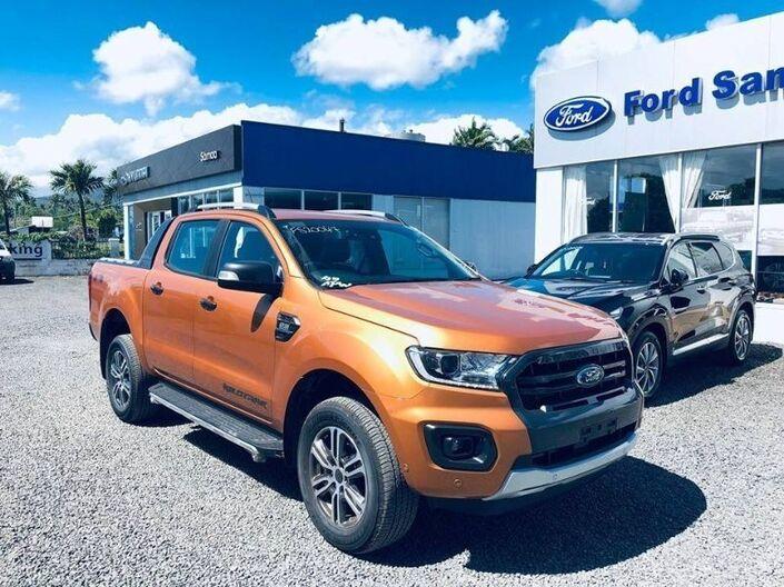 2020 Ford RANGER WILDTRAK 3.2L TURBO DIESEL 4WD 6-SPEED AUTOMATIC TRANSMISSION 3.2L DIESEL 4WD 6AT Vaitele