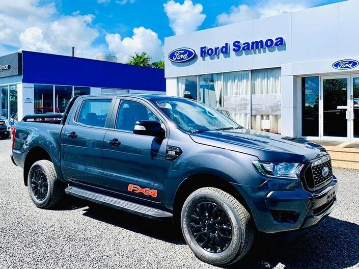 2020 Ford RANGER XLT 2.2L TURBO DIESEL 4WD 6-SPEED AUTOMATIC TRANSMISSION 2.2L DIESEL 4WD 6AT Vaitele