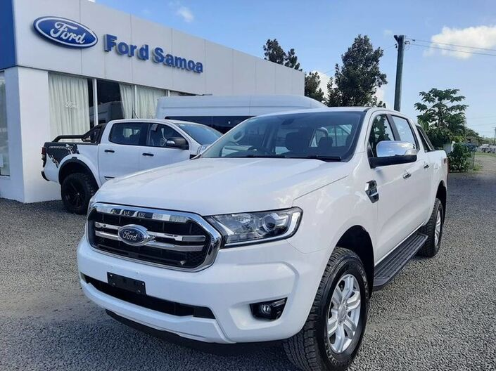 2020 Ford RANGER XLT 3.2L TURBO DIESEL 4WD 6-SPEED AUTOMATIC TRANSMISSION  Vaitele