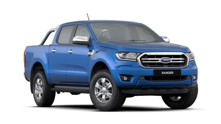 2020 Ford RANGER XLT 3.2L TURBO DIESEL 4WD 6-SPEED AUTOMATIC TRANSMISSION 3.2L DIESEL 4WD 6AT Vaitele