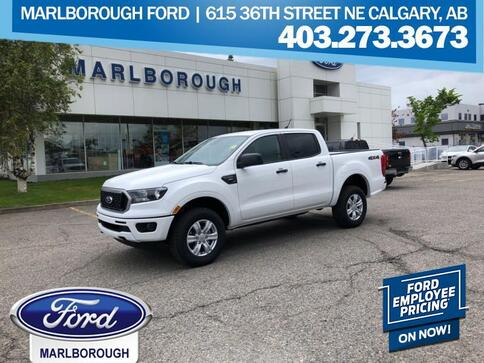 2020_Ford_Ranger__ Calgary AB