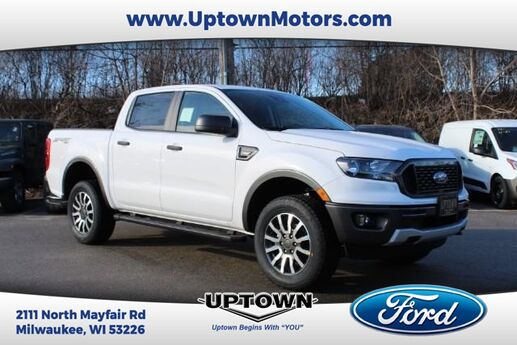 2020 Ford Ranger 4WD XLT SuperCrew Milwaukee and Slinger WI