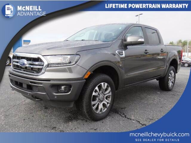 2020 Ford Ranger LARIAT High Point NC