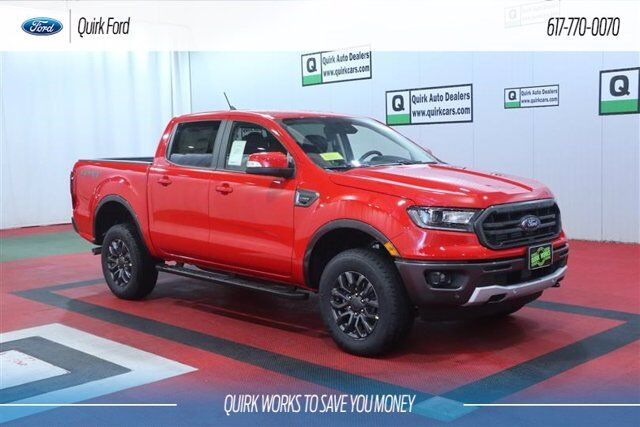 2020 Ford Ranger LARIAT Quincy MA