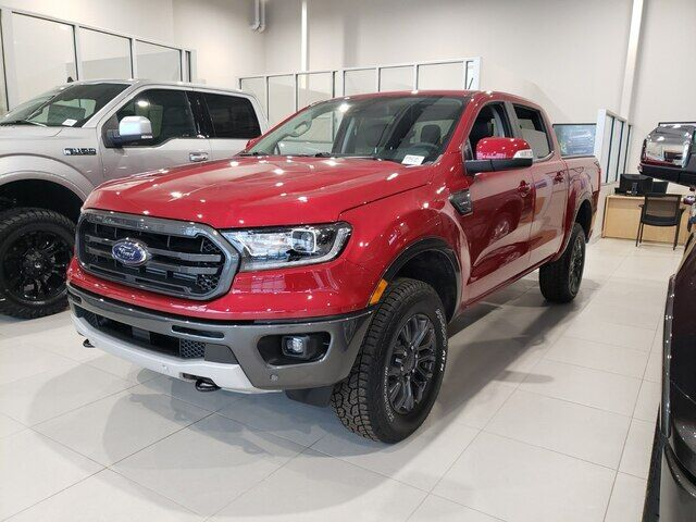 2020 Ford Ranger Lariat- 3M Included!! Calgary AB