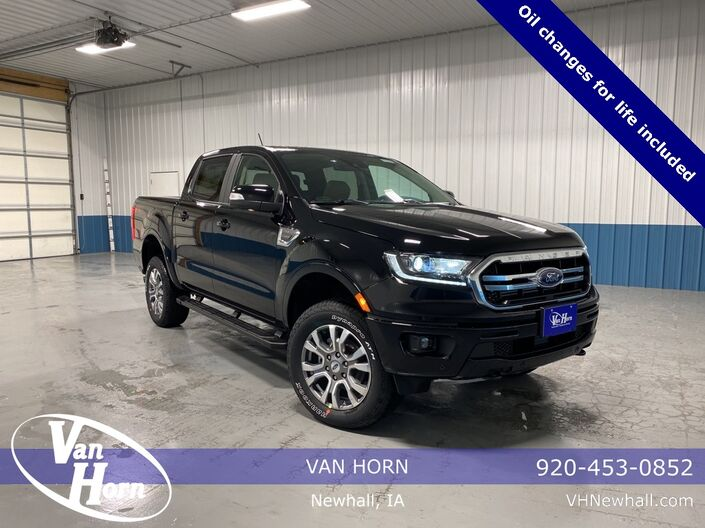 2020 Ford Ranger Lariat Plymouth WI