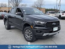 2020 Ford Ranger Lariat South Burlington VT