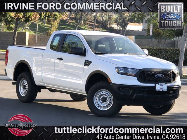 2020 Ford Ranger Pickup SRW XL 6' Bed Ecoboost Gas Irvine CA