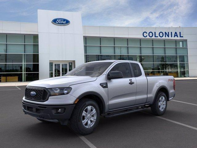 2020 Ford Ranger XL 4WD SuperCab 6' Box Plymouth MA