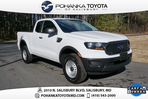 2020_Ford_Ranger_XL_ Salisbury MD