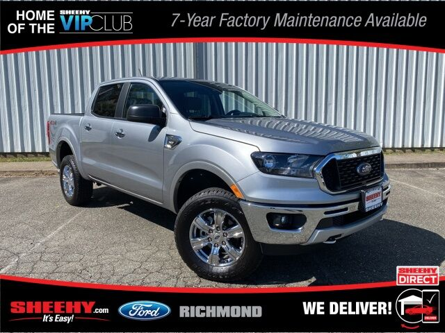 2020 Ford Ranger XLT Richmond VA