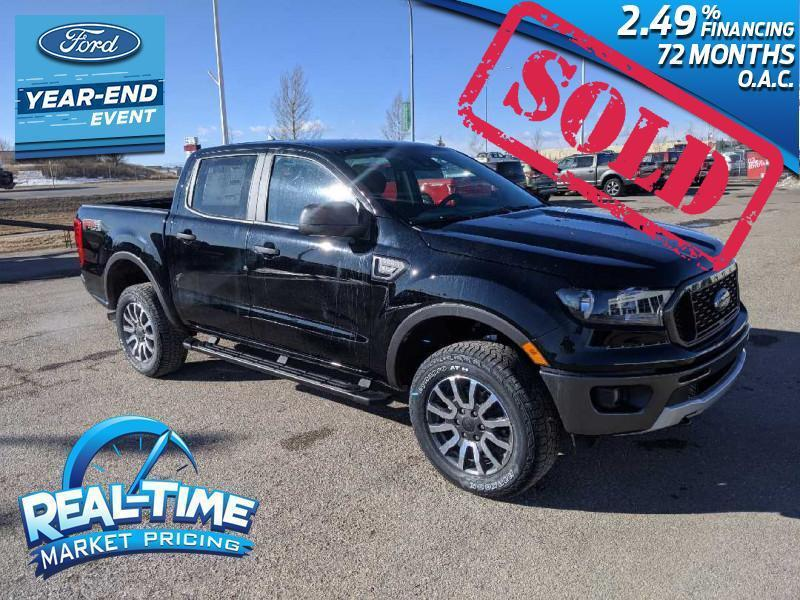 2020_Ford_Ranger_XLT_ High River AB