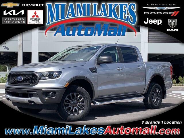 2020 Ford Ranger XLT Miami Lakes FL