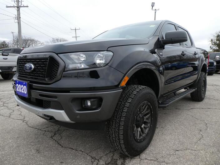 2020 Ford Ranger XLT Navigation Lane Assist Back Up Cam Essex ON