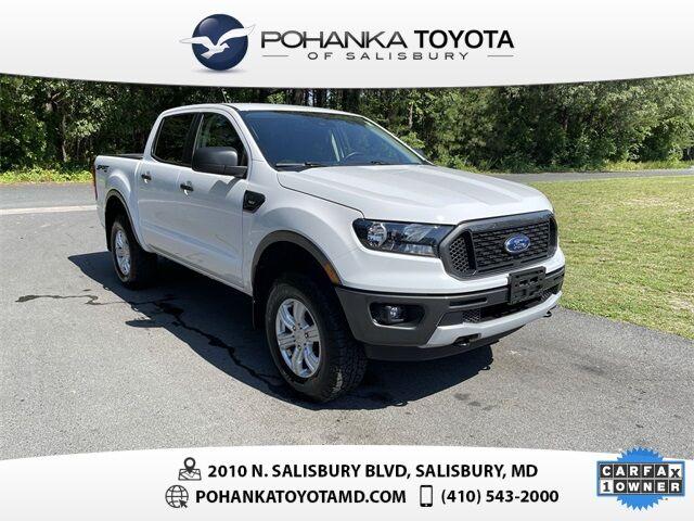 2020 Ford Ranger XLT Salisbury MD