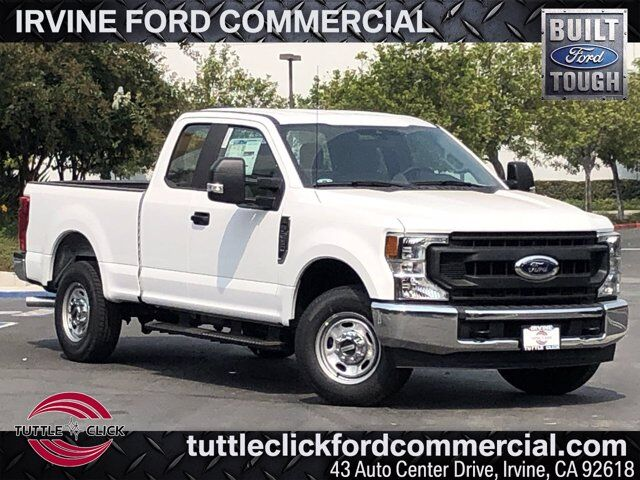 2020 Ford Super Duty F-250 Pickup SRW XL 6.5' Bed Gas Irvine CA