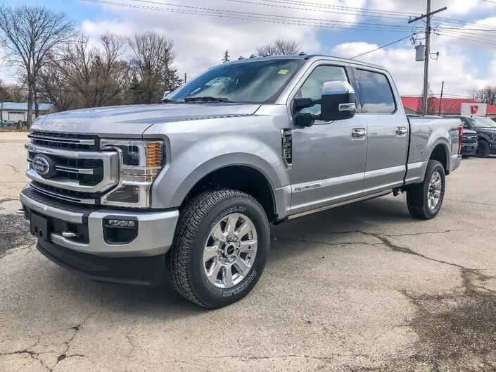 2020 Ford Super Duty F-250 SRW Platinum Essex ON