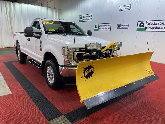 2020 Ford Super Duty F-250 SRW STX w/ 8' Fisher Plow Quincy MA