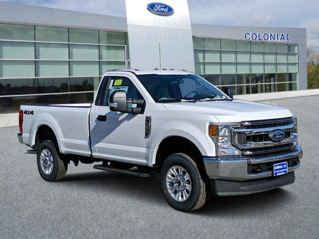 2020 Ford Super Duty F-250 SRW XL 4WD Reg Cab 8' Box Plymouth MA