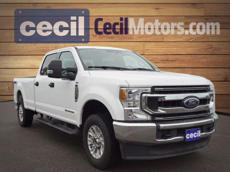 2020 Ford Super Duty F-250 SRW XLT Orange TX