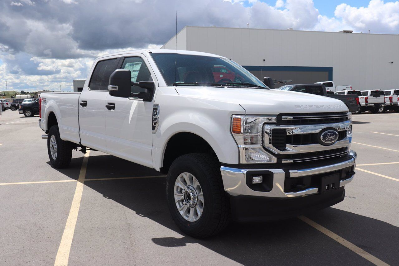 2020 Ford Super Duty F-250 SRW XLT Sherwood Park AB