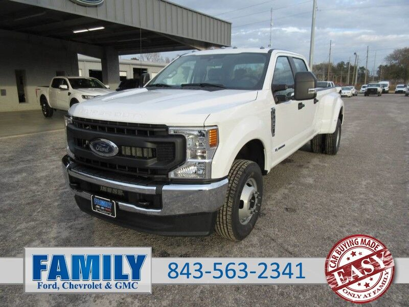 2020 Ford Super Duty F-350 DRW SuperCrew 4X4 St. George SC