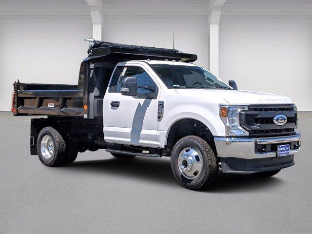 2020 Ford Super Duty F-350 DRW XL 4WD Reg Cab 145 WB 60 CA Plymouth MA