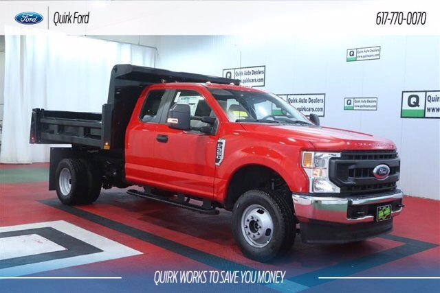 2020 Ford Super Duty F-350 DRW XL Quincy MA