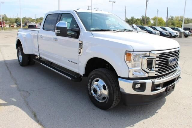 2020 Ford Super Duty F-350 DRW XLT 4WD Crew Cab 8' Box Fort Scott KS
