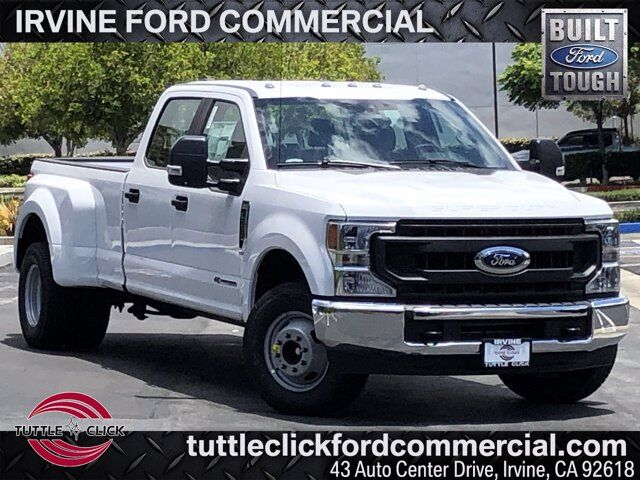 2020 Ford Super Duty F-350 Pickup DRW XL 8' Bed Diesel Irvine CA