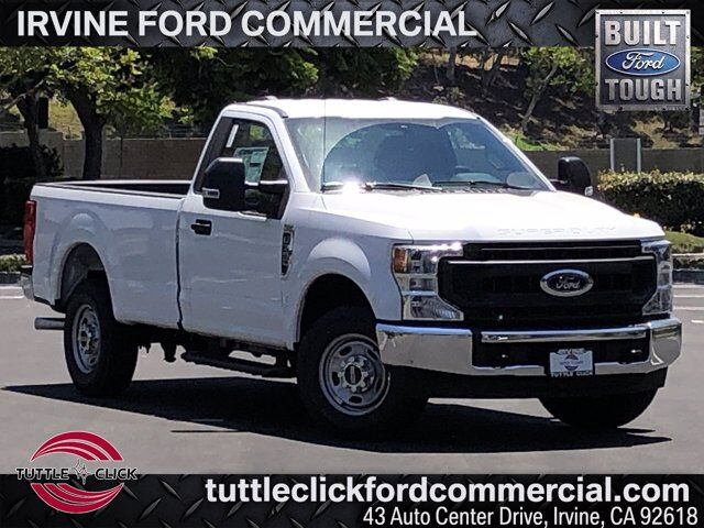 2020 Ford Super Duty F-350 Pickup SRW XL 8' Bed Gas Irvine CA