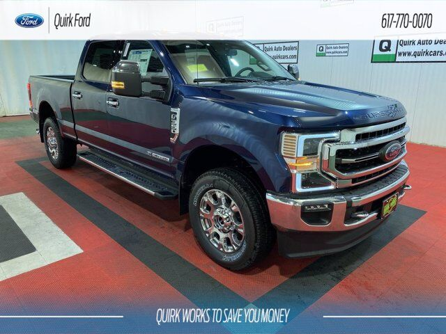 2020 Ford Super Duty F-350 SRW LARIAT Quincy MA