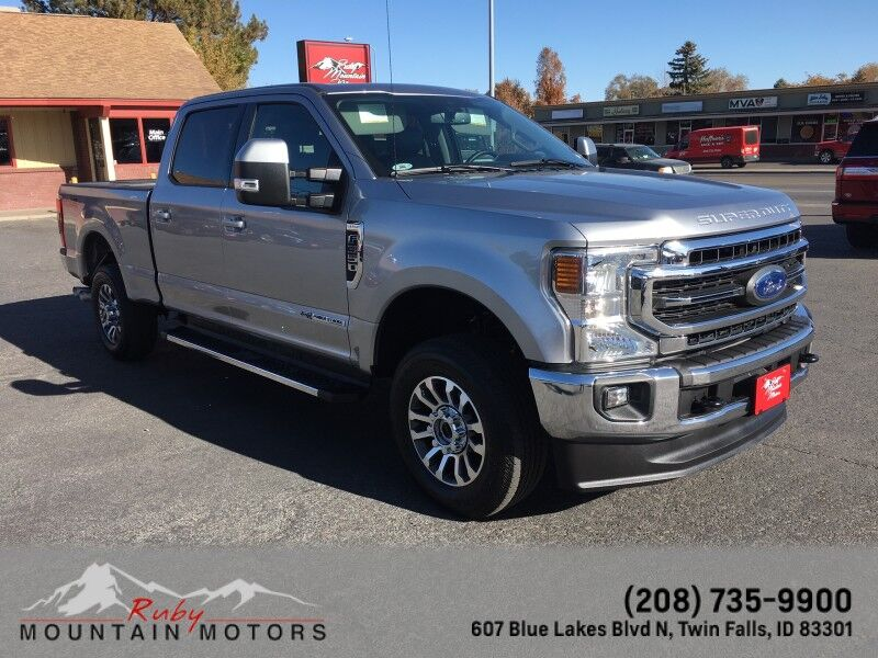 2020 Ford Super Duty F-350 SRW LARIAT Twin Falls ID