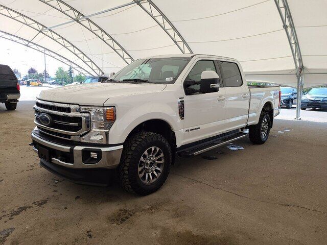 2020 Ford Super Duty F-350 SRW LARIAT / ULTIMATE PACKAGE / 6.7L POWERSTROKE Calgary AB