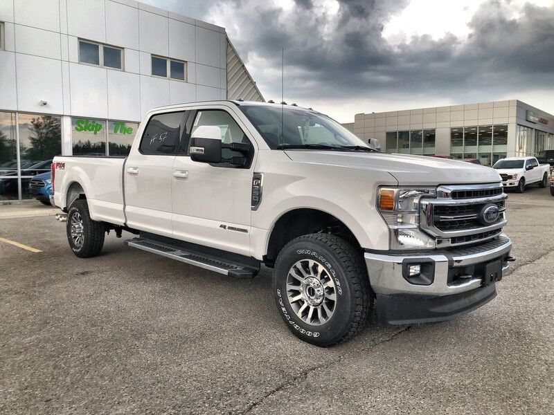 2020 Ford Super Duty F-350 SRW Lariat Mono ON