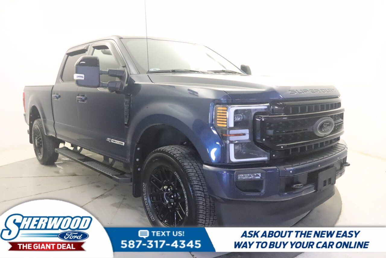 2020 Ford Super Duty F-350 SRW Lariat Sherwood Park AB