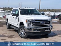 2020 Ford Super Duty F-350 SRW Lariat South Burlington VT
