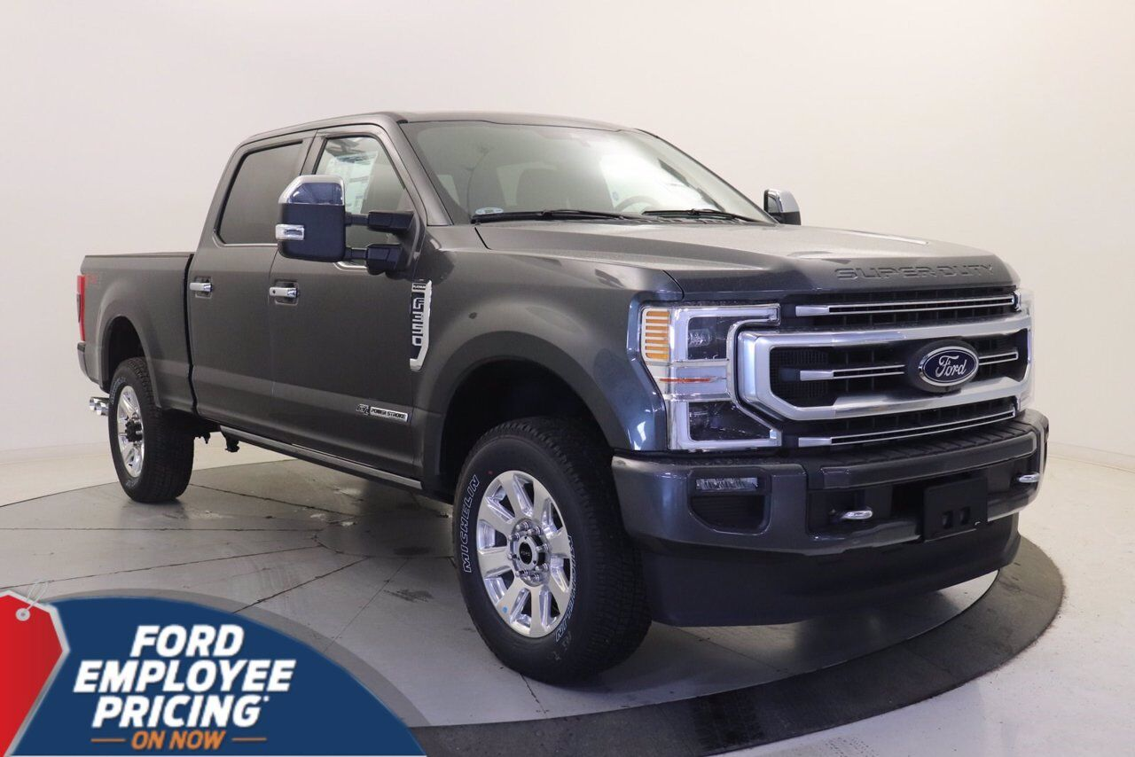 2020 Ford Super Duty F-350 SRW Platinum Sherwood Park AB