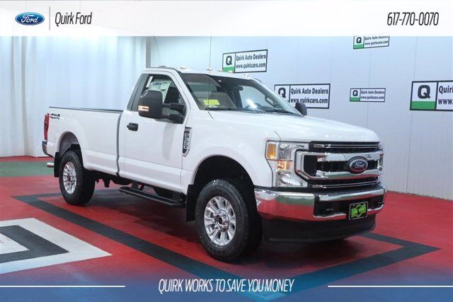 New Ford Super Duty F 350 Srw Quincy Ma