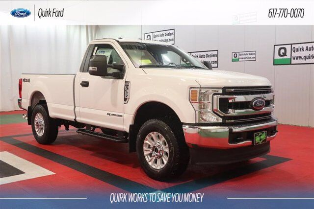 2020 Ford Super Duty F-350 SRW XL Quincy MA