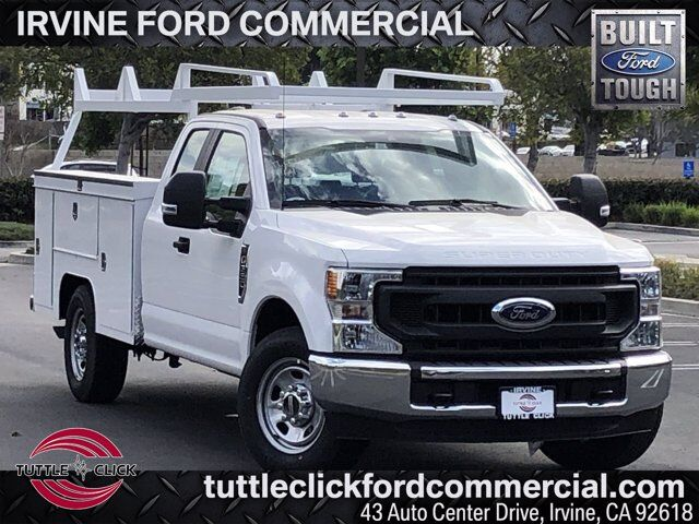 2020 Ford Super Duty F-350 SRW XL Scelzi 9' Utility Body Gas Irvine CA