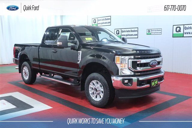 2020 Ford Super Duty F-350 SRW XLT Quincy MA