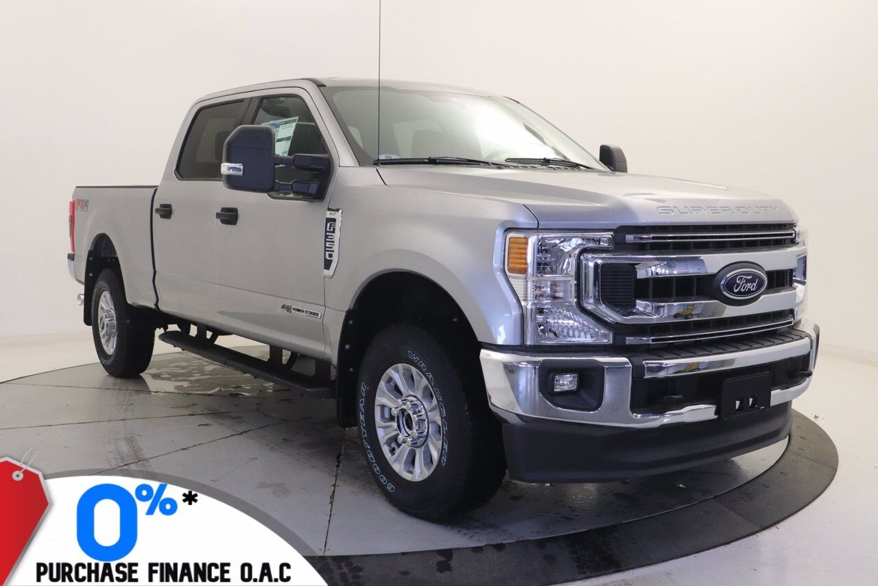2020 Ford Super Duty F-350 SRW XLT Sherwood Park AB